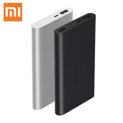 Аккумулятор Xiaomi Mi Power Bank 2S 10000 mAh