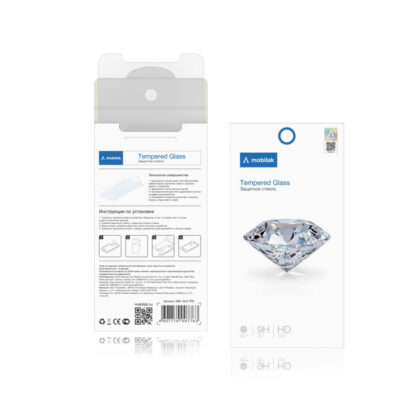 Защитное стекло iPhone 4 Mobilak