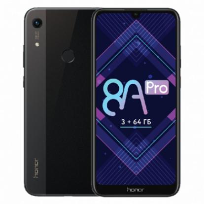 Honor 8a pro 64 гб черный