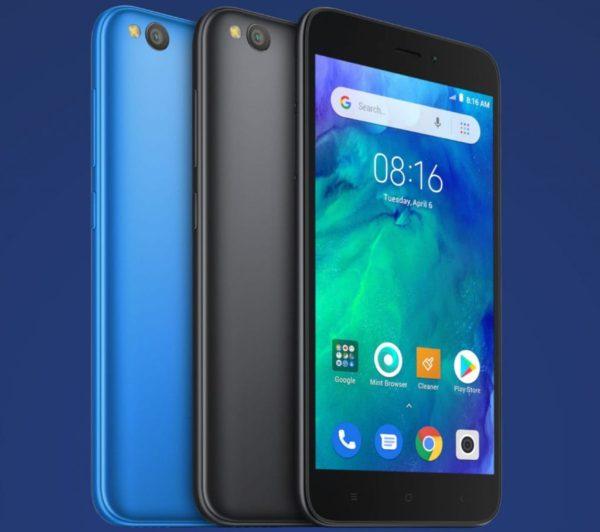 Смартфон Xiaomi Redmi Go 8GB