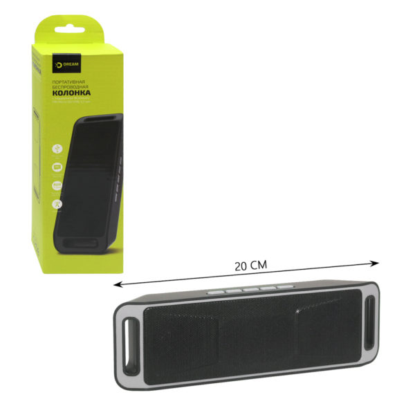 USB колонки Bluetooth Dream S208-01