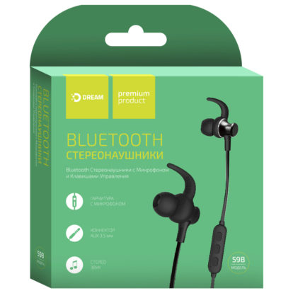 Гарнитура Bluetooth Dream 59B