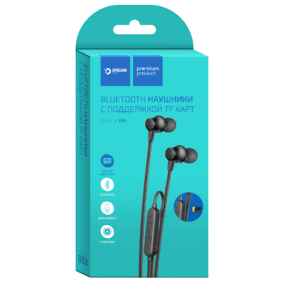 Гарнитура Bluetooth Dream B88