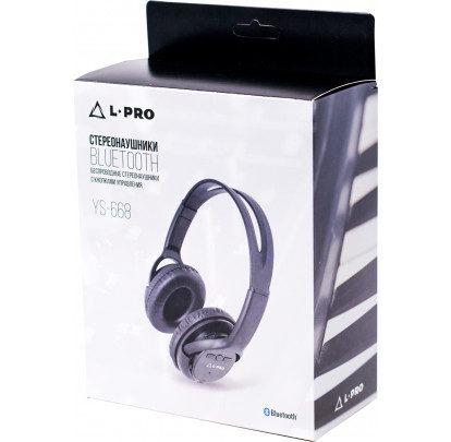 Гарнитура Bluetooth L-pro YS-668