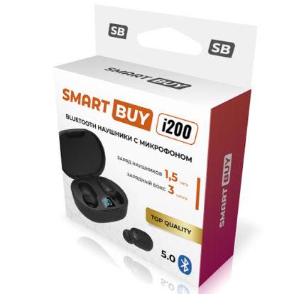 Гарнитура SmartBuy Bluetooth  i200