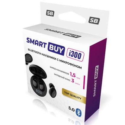 Гарнитура SmartBuy Bluetooth  i300
