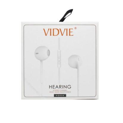 Гарнитура Vidvie HS604 белый