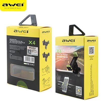 Держатель для телефона Awei X4 в вентиляцию