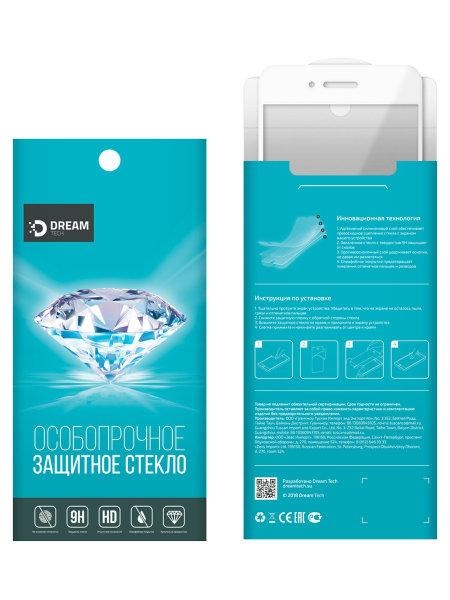 Защитное стекло iPhone 6+ 10D Dream белый