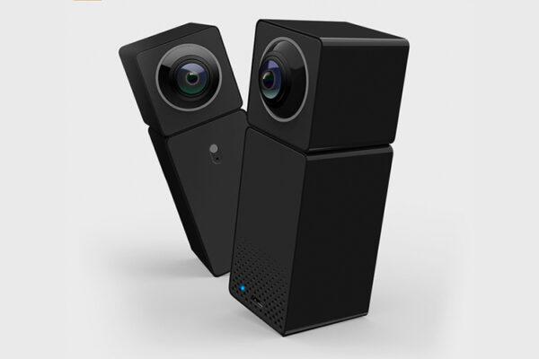 Xiaomi IP камера Xiaomi Hualai Xiaofang Smart Dual Camera 360 Black