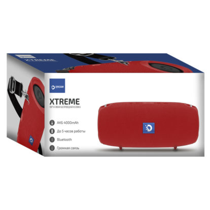 USB колонка Bluetooth Dream XTREME