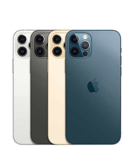 Смартфон Apple iPhone 12 Pro MAX 256Gb РСТ